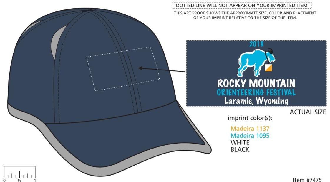 2018 hat design.